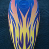 Pinstriping Designs on Motorcycles